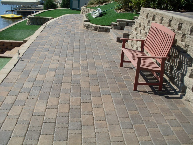 Pavers, Retaining Walls, Synthetic Lawn   Outdoor Living ...