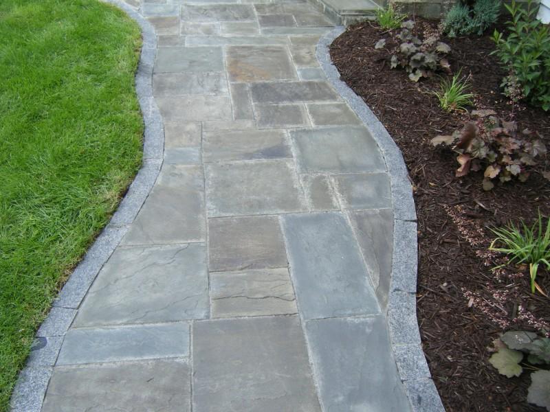 Landscape Edging Granite : Landscape edging plymouth mn and delano minnesota