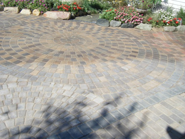 Paver Sealing on Driveways and Walkways Twin Cities, MN