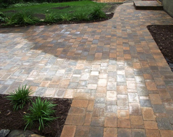Paver Sealing On Driveways And Walkways