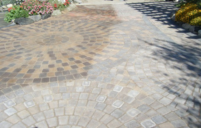 Seal Patio Pavers Paver Sealing Protects From Stains And Fading