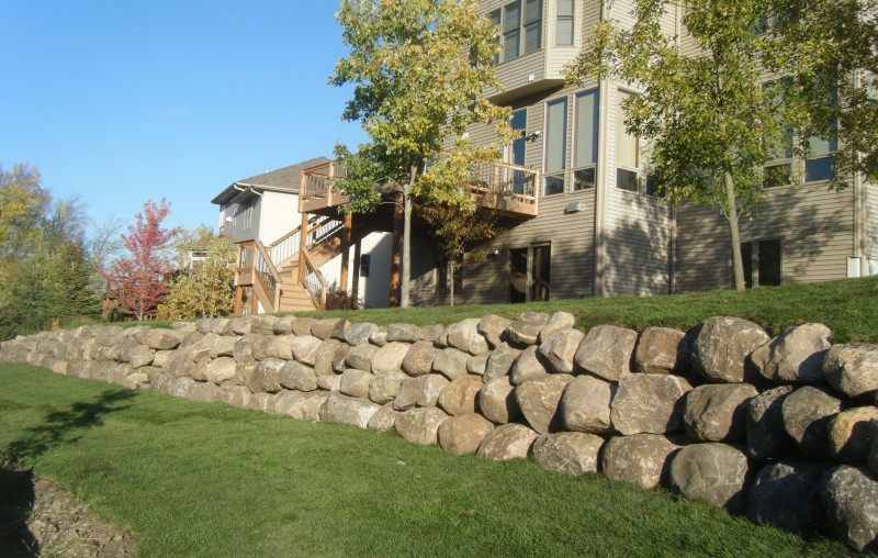 Landscaping Boulders Mn : Rock retaining wall jquery lightbox by visuallightbox v m